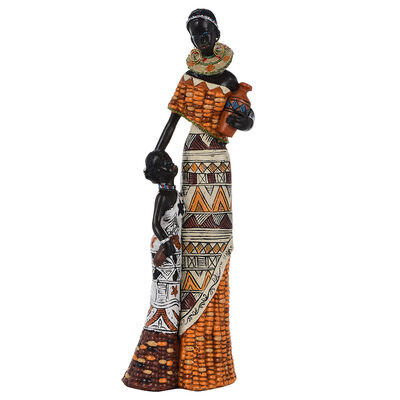 Figura Africana 29 Cms