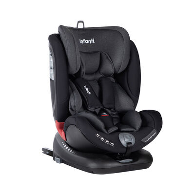 Silla De Auto Convertible All Stages Isofix Pb