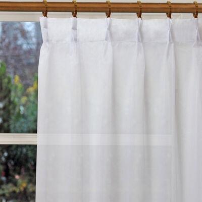 Velo Liso Blanco 145 X 230 Cm