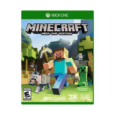 Juego Xbox One Minecraft