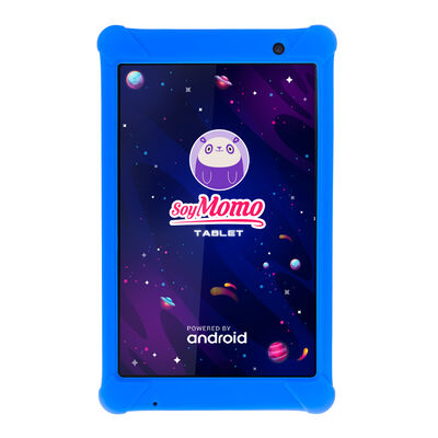"Tablet SoyMomo Control Parental TAB Octa Core 2GB 32GB 8"" Azul"