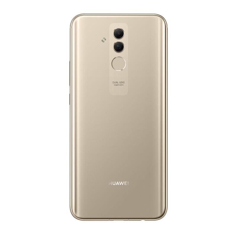 """Celular Huawei Mate 20 Lite Dorado 6,3"""" Liberado"""