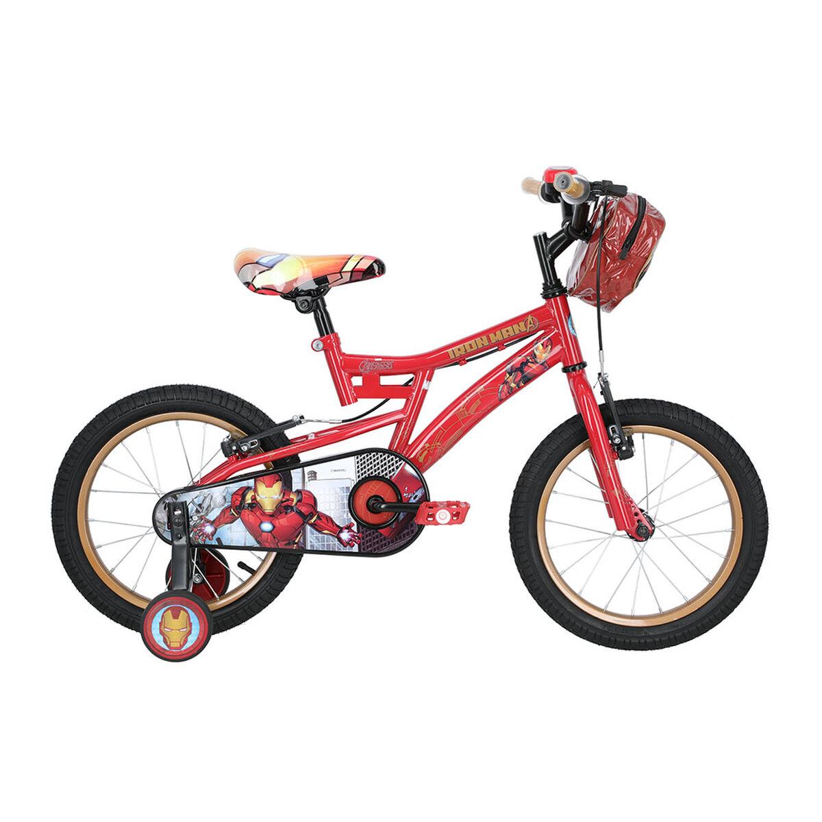 Bicicleta Disney Niño Ironman Aro 16