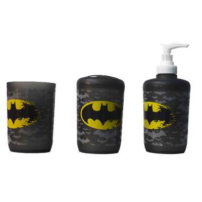 Set de Baño 3 pcs Batman