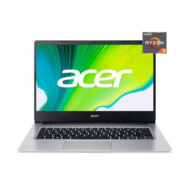 "NOTEBOOK ACER A314-22-R7EL RYZEN 3 8GB 256GB SSD 14"""