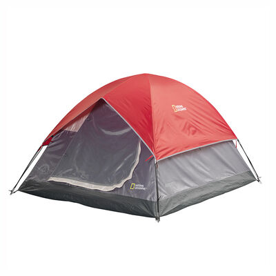 Carpa National Geographic 2 Personas Newport Rojo