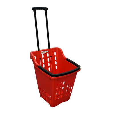 Carrito de Compras Rimax Rojo