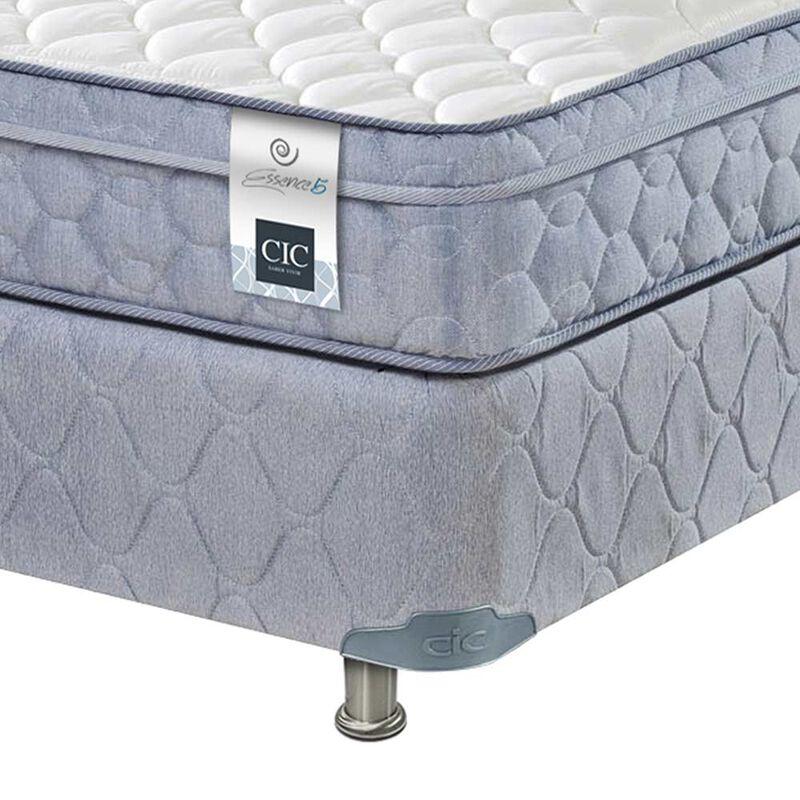 Box Americano 2 Plazas CIC Essence 5 + Maderas + Textil