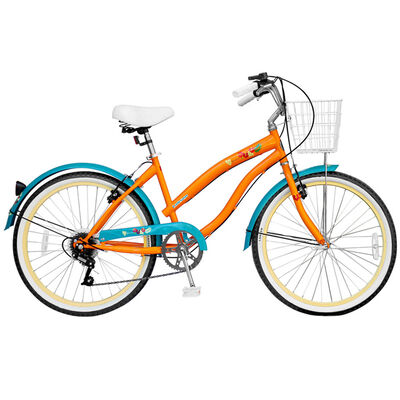 Bicicleta Lahsen Ipanema Aro 24