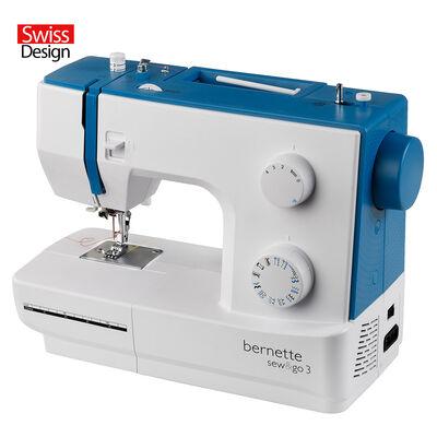 Máquina de Coser Bernette  sew-and-go 3