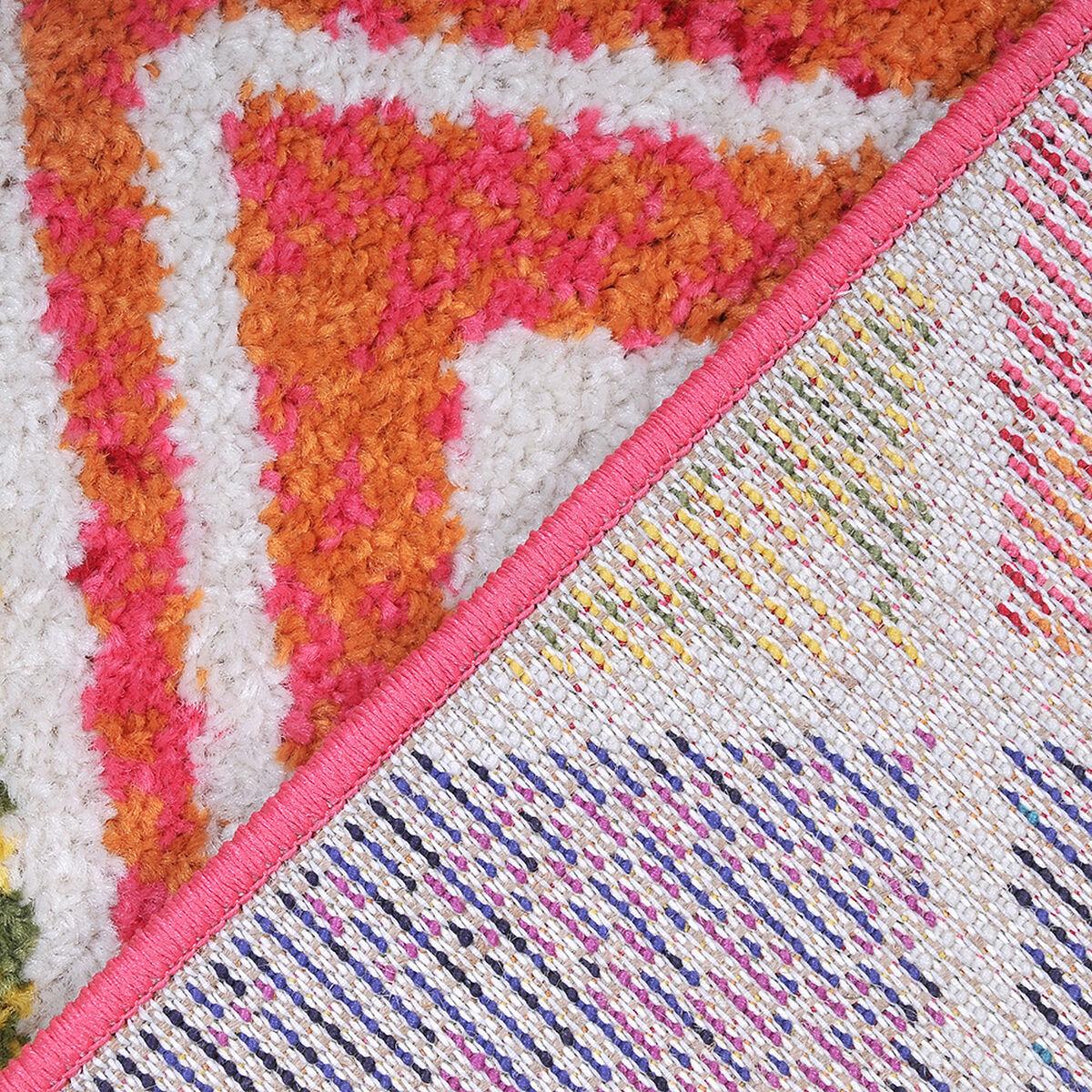 Alfombra de Pasillo Mashini Frise Boutique Aleli 60 x 110 cm