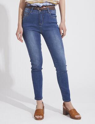 Jeans Skinny Mujer Portman Club