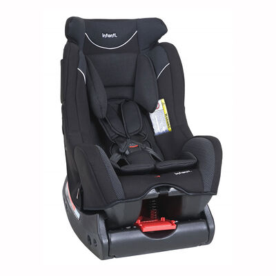 Silla Auto Convertible Barletta Colors Charcoal