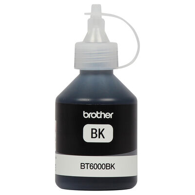 Tinta Brother BT6001 108ml Negro