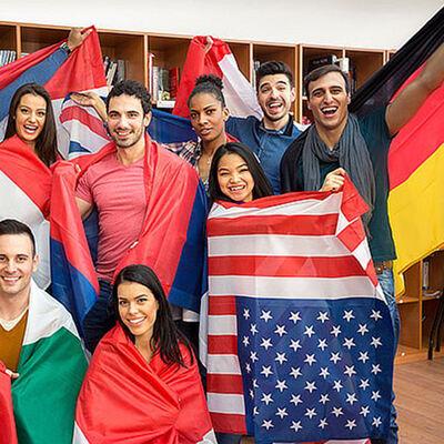 Pack de 2 cursos online de 2 idiomas por 12 meses a elección con certificación