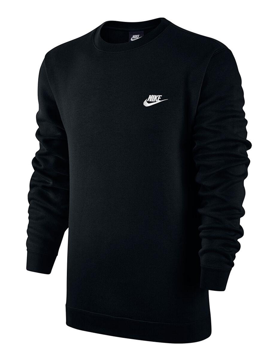 Polerón Nike Hombre Cuello Redondo