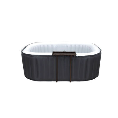 Hot Tub Inflable Mspa Nest 2 Delight Negro