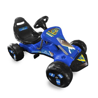 Gokart Básico D13 Azul