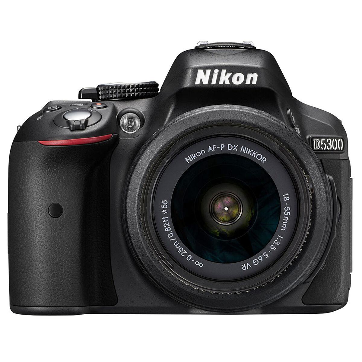 Cámara Nikon D5300 24,2 MP