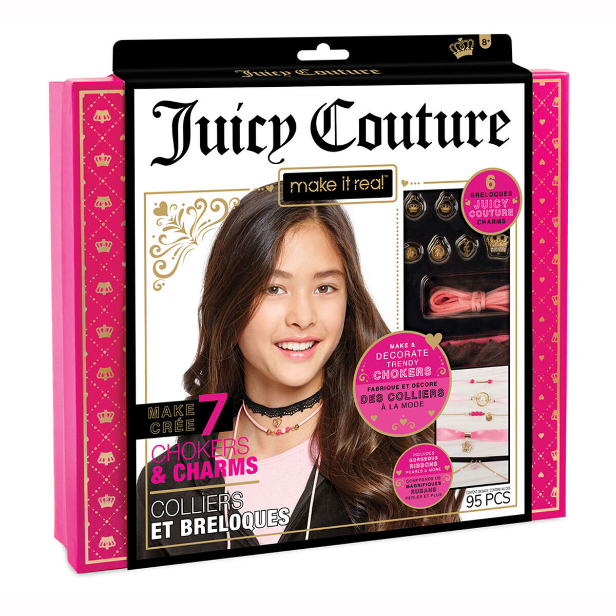 Set Juicy Couture Charms