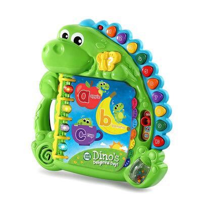 Un Día con Dino Leap Frog