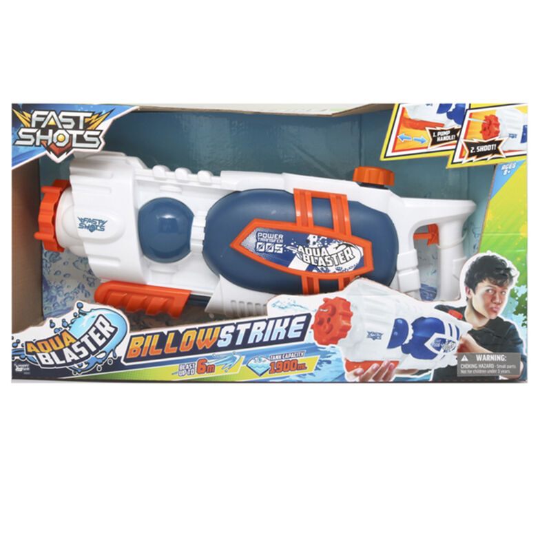 Pistola de Agua Aqua Blaster Billow Strike Happy Line