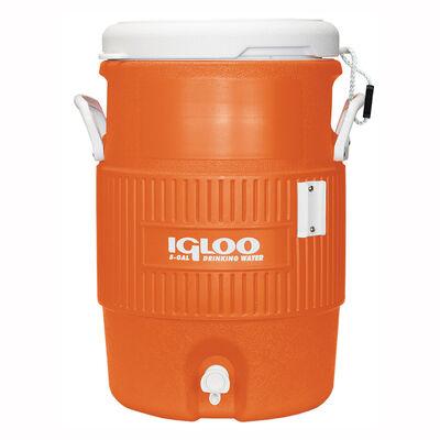 Cooler Igloo Seat Top 18.9 lt naranja
