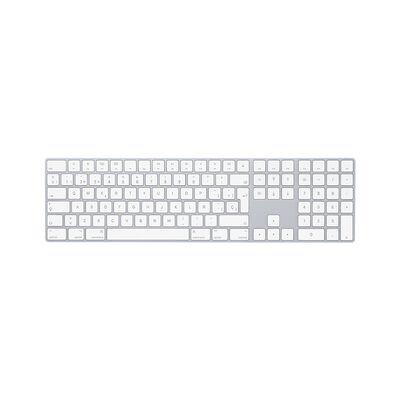 Teclado Apple Magic Español con keypad numérico MQ052E/A