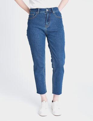 Mom Jeans Mujer Fiorucci