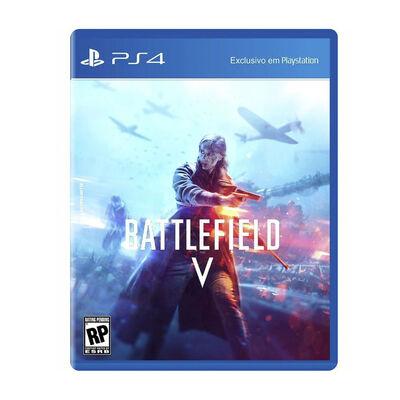 Juego PS4 EA Battlefield V