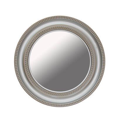 Espejo Redondo Silver