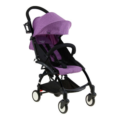 Coche de Paseo City Baby Way Morado