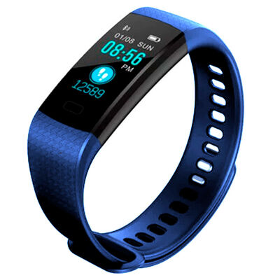 Banda Deportiva Lhotse Smart Wristband LhotseSM36 Azul