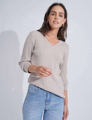Sweater Mujer Zibel