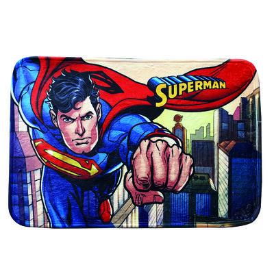 Piso de Baño Escena Superman