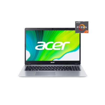 """Notebook Acer A515-43-R7RU Ryzen 7 8GB 256GB SSD 15.6"""""""