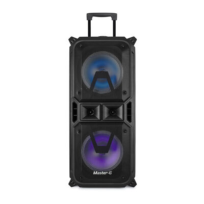Parlante Bluetooth Portátil Master-G MGCobra