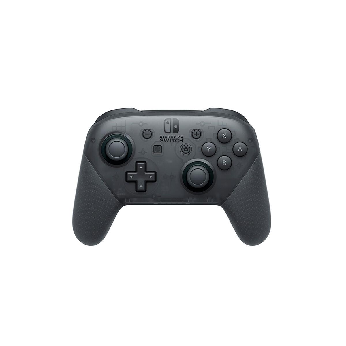 Control Nintendo Switch Pro Negro
