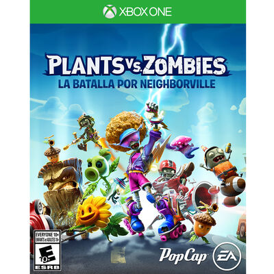 Juego Xbox One Plants vs. Zombies: Battle for Neighborville