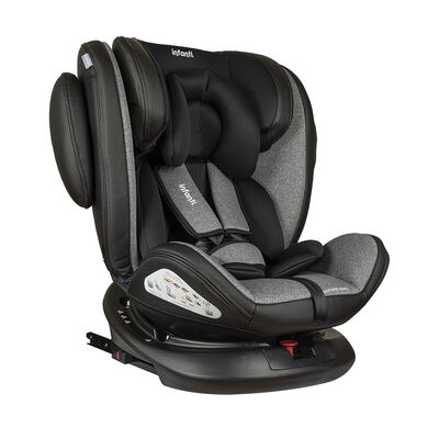 Silla de Auto Convertible Multiage Grey Infanti