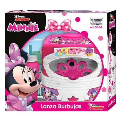 Maquina De Burbujas Minnie Disney