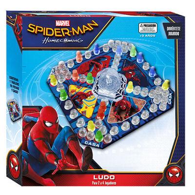 Juego de Ludo Spiderman Marvel