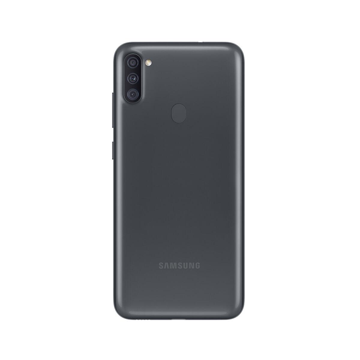 """Celular Samsung Galaxy A11 32GB 6,4"""" Negro Entel"""