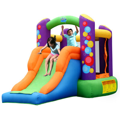 Castillo Inflable Gamepower Mediano 350 Cm