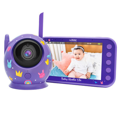 Baby Monitor Lite Morado SoyMomo