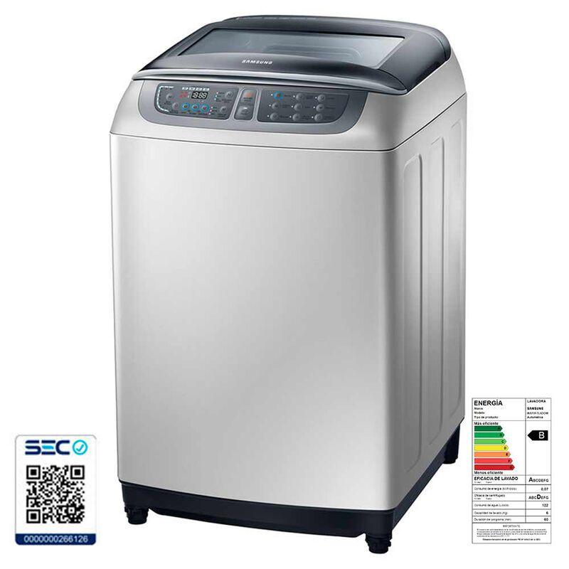 Lavadora Automática Samsung WA19F7L6DDB 19 kg