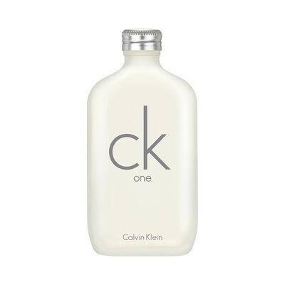 Perfume Calvin Klein One Unisex EDT 200 ml