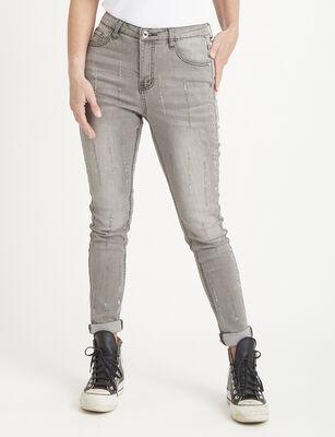 Jeans Skinny Mujer Fiorucci