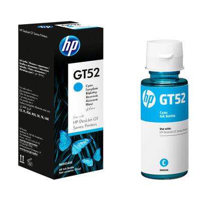 Tinta Original HP M0HAL GT52 Cyan