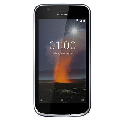 """Celular Nokia 1 Claro 4,5"""" Negro"""